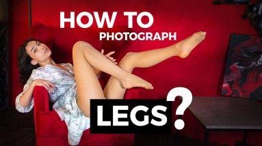 How To Photograph Women's Legs in Artistic Photography 2024-04(1) PRO-KOLGOTKI magazine