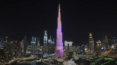 BOMBSHELL IN DUBAI   VICTORIA'S SECRET