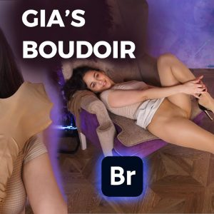 GIA Boudoir Session Pantyhose Art - Adobe Bridge Processing - 2021-05-08