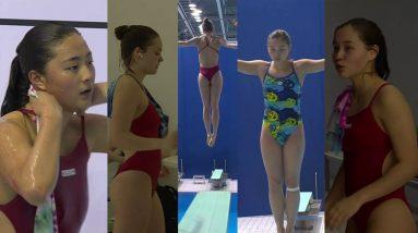 Beautiful Divers at German Championships 2021
