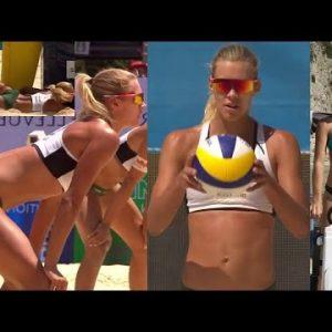 Tina Graudina - Hot Beach Volleyball Girl from Latvia