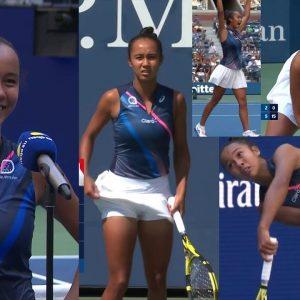 Leylah Fernandez - Tennis Girl from Canada