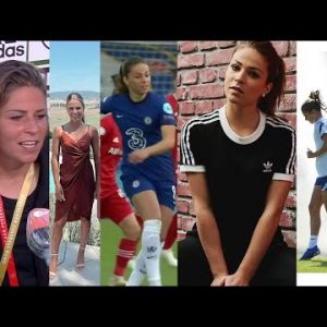 Melanie Leupolz - Beautiful German Soccer Player (Part 2)