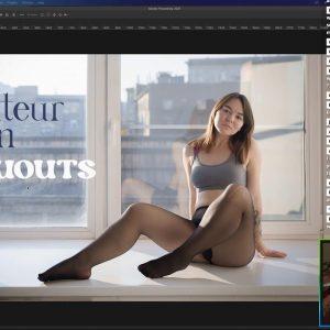 Al-Soo Amateur Model Tryouts in Pantyhose - Art Magazine