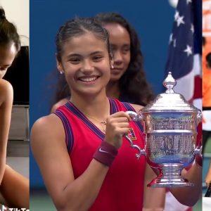 Emma Raducanu - Hot British Tennis Girl