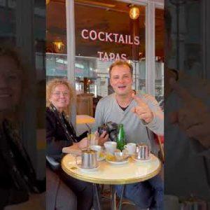 Julia w Paryżu - sesja zdjęciowa Obsessive
