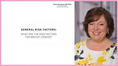 Q&A with Surgical Oncologist Dr. Doreen M. Agnese | Victoria's Secret